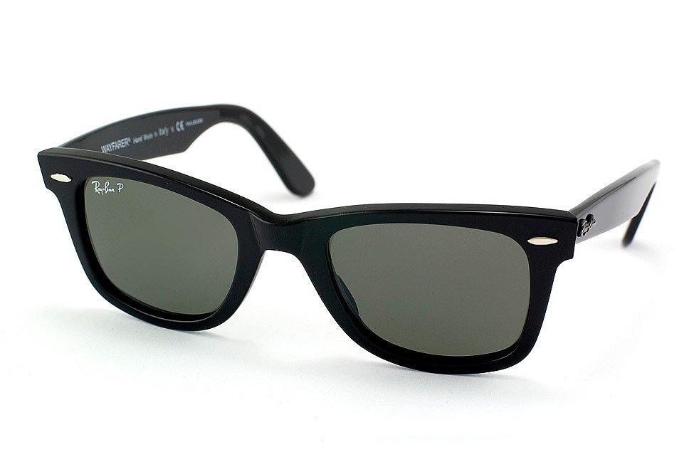 5774789eb Optique okuliare - Slnečné okuliare Wayfarer - Ray-Ban Wayfarer RB 2140  901/58