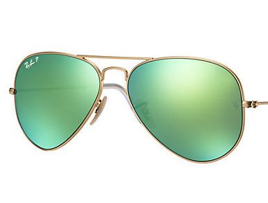 38de9b9bd Slnečné okuliare Ray-Ban Aviator - pilotky dámske a pánske| Optique