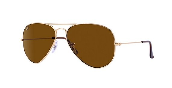 Ray Ban 0RB3025 001/33 AVIATOR LARGE METAL