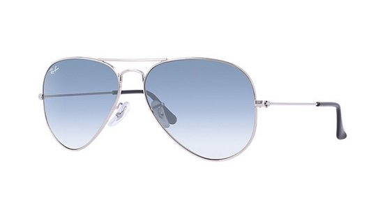 Ray Ban 0RB3025 003/3F AVIATOR LARGE METAL