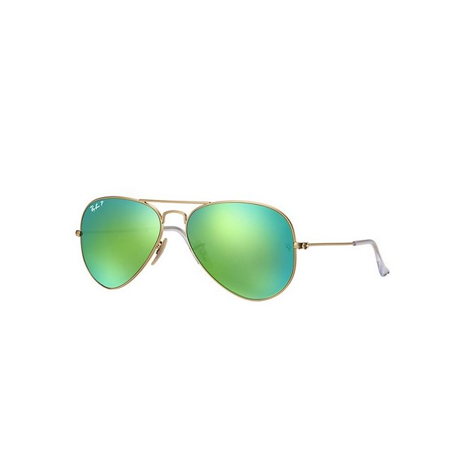 Ray Ban 0RB3025 112/P9 AVIATOR LARGE METAL