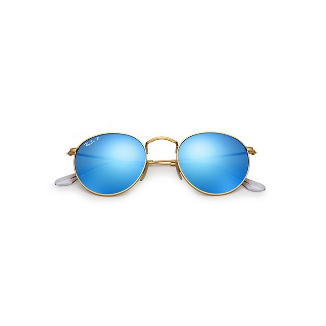 Ray Ban 0RB3447 112/4L ROUND METAL