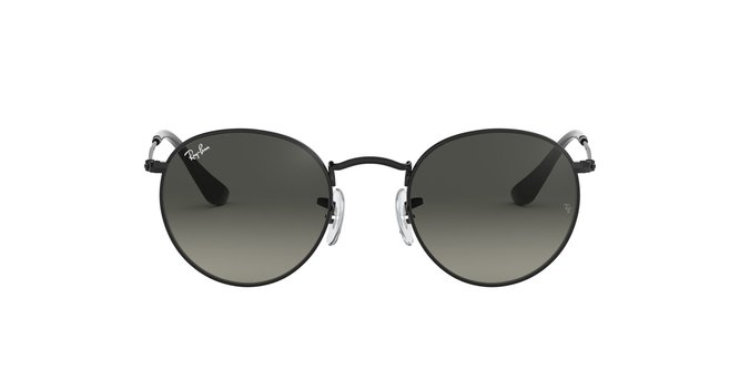 Ray Ban 0RB3447N 002/71 ROUND METAL