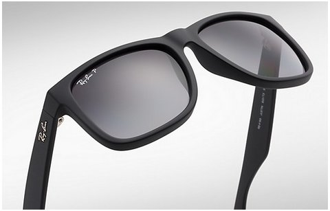 Ray Ban 0RB4165 622/T3 JUSTIN
