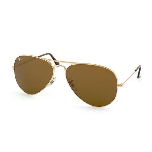 e9ec08541 Slnečné okuliare Ray-Ban Aviator - pilotky dámske a pánske| Optique