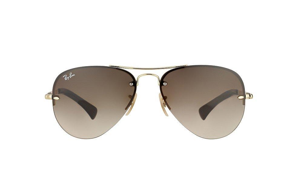 Optique okuliare - Slnečné okuliare Aviator - Ray-Ban Aviator RB ... b11a9eb9830