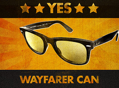d6f3c96d2 Retro okuliare? Jedine Wayfarer!