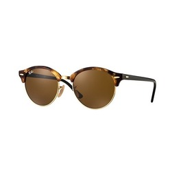 Retro okuliare Ray-Ban Clubround RB 4246 1160